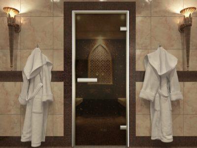 Дверь для хамама